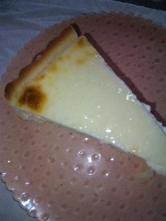 最高のチーズケーキ